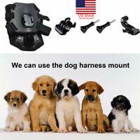 Dog Harness Chest Strap Belt Mount for GoPro Hero 7 Hero 6 Hero 5 Hero 4 Hero 3