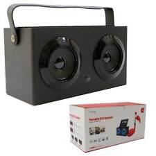 Speaker BLUETOOTH+3,5mm 3x2W porta USB scheda SD telecomando stand smartphone M6