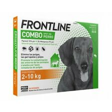 Frontline Combo for Small Dogs - Tick and Flea Spot On treatment - Free Shipping
