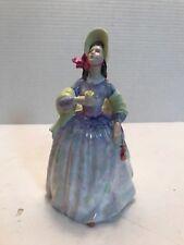 "Royal Doulton Bone China ""Clare"" Figurine Made in England H V Mj Hn 2793"