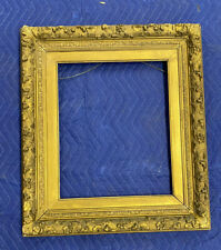 Antique Gilded Picture Painting Frame