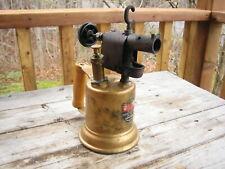 Small Butler plumber's torch