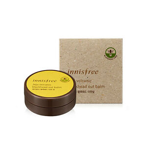 innisfree Jeju Volcanic Blackhead Out Balm 30g, Korea Cosmetic Skin Care