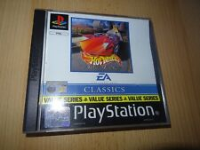HOT WHEELS TURBO RACING PS1 PAL OTTIME COLLEZIONISTI