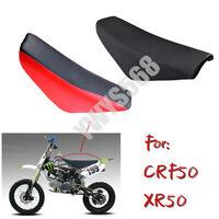 Complete Black Tall Seat Honda Xr50 Crf50 Xr 50 Crf Sdg Ssr 110 125 Ebay