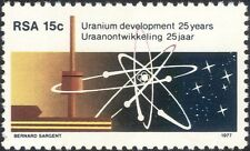 RSA/South Africa 1977 Uranium/Metal/Mining/Minerals/Nuclear Energy 1v (n23796)