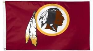 Washington Redskins 3x5 Foot Flag Banner New
