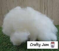 Needle/Wet Felting Natural Core Wool Toy Filling Stuffing 3D Projects 25 g-1 kg