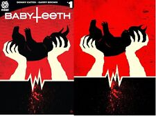 2x BABYTEETH 1 JETPACK COMICS FORBIDDEN PLANET EXCLUSIVE VIRGIN VARIANT