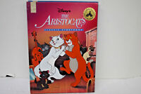 Disney's The Aristocats Hardcover Book By Mouse Works 1996 BRAND NEW
