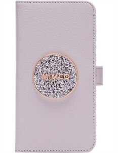 MIMCO FLIP CASE FOR IPHONE XR - Bliss Grey Sky - RRP $99.95 - 100% Genuine