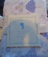 Pottery Barn Kids Fairy  standard pillowcase  flannel  new