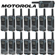 Motorola Talkabout T200TP Walkie Talkie 15 Pack Set 20 Mile Two Way Radios Lot