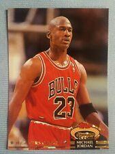 1992-93 TSC Topps Stadium Club Members Choice Michael Jordan #210 HOF MJ 🔥📈