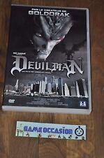 DEUILMAN PAR LE CREATEUR DE GOLDORAK  / DVD VIDÉO FILM PAL