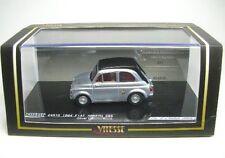 FIAT ABARTH 695 (argento/nero) 1964