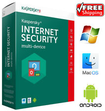 Kaspersky INTERNET Security 2018 / 5PC /User /1 Year / 5 Device / Download 22.5$