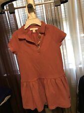 Girls Burberry Dress Size 6 .