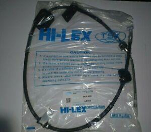 HI-LEX Japan Rear RH Handbrake Cable for SUZUKI VITARA 1.9 DSL OEM 54410-60A60
