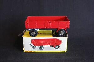 Dinky toys Trailer #428 in original box (J&KvW)