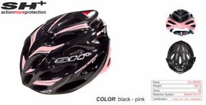 SH+ (SH Plus) Shot R1 Cycling Bicycle Helmet -Black/Pink (Was $184.99) Kask Giro