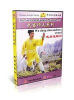 Chinese Kungfu Martial Art Series - Wudang Abscondence sword by Yue Wu DVD