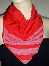 Silk Beaded Scarves and Wraps for Women