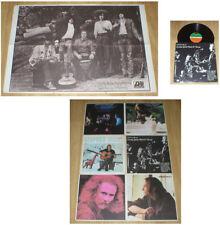 CROSBY STILLS NASH YOUNG rare LP Celebration w/ poster