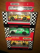 NASCAR LOT #51 1:64 SCALE WHITE ROSE SUPER STARS JARRETT, GANT, DOTTER!