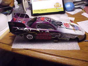 Racing Champions 2001 Thunder Valley Nationals Pontiac Funny Car 1 of 5000