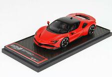 BBR BBRC228A - Ferrari SF90 Stradale Red Corsa 322  1/43