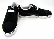 Puma Shoes Skate Vulcan Lace Up Black/White Sneakers Size 7.5
