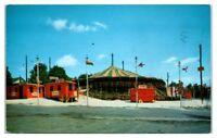1961 St. John Terrell's Music Circus, Lambertville, NJ Postcard
