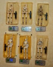 Star Wars Episode 1 Battle Droids & OOM-9 LOT - NEW Free Shipping