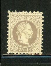 Austria Office in Crete Scott # 6b - MH - CV=$120.00