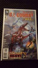 NEW G.I. COMBAT DC COMICS ISSUES PLUS G.I. ZOMBIES