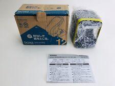 Kokuyo Harinacs Press Top Sln Ms112d Staple Less Stapler Black