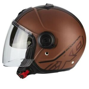 Scorpion EXO City Avenue Open Face Motorcycle Helmet