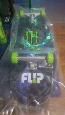 Monster Energy Flip Skateboard Brand New Rare