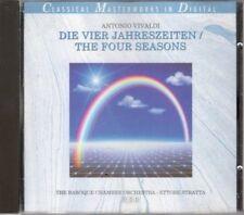 Vivaldi Die vier Jahreszeiten (Classical Masterworks) [CD]