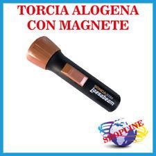 TORCIA CON MAGNETE ALOGENA