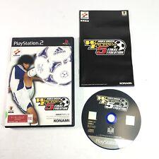 World Soccer Winning Eleven 5 Final Evolution Playstation 2 Import Japan
