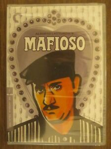 Mafioso (factory-sealed out-of-print Criterion Collection 2008 DVD film release)