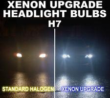 Mercedes B-Class W245 H7 501 55w ICE Blue Xenon HID Low//Side Headlight Bulbs Set