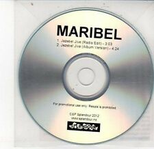 (DD612) Maribel, Jezebel Jive - 2012 DJ CD