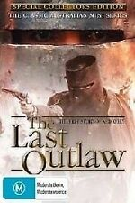 The Last Outlaw (Australian Ned Kelly mini series, 2-Disc Set) mint/rare/ OOP
