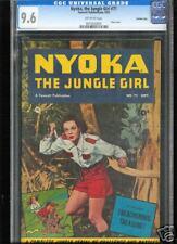 Nyoka, the Jungle Girl #71  CGC  9.6  NM+  Universal