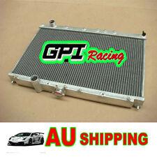 FOR Mitsubishi Lancer EVO 1 2 3 EVO1 EVO2 EVO3 Manual MT  Aluminum Radiator