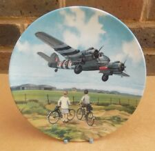 ROYAL DOULTON Heroes of the Sky Collector Plate - Beaufighter Coastal Mission