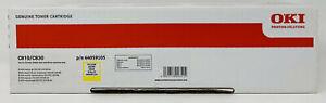 OKI 44059105 Toner Original Gelb Für OKI C810/C830/C830n (8.000 Pg )